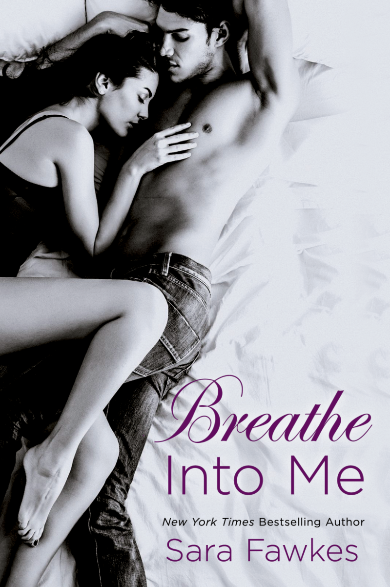 Cover of Breathe Into Me by Sara Fawkes